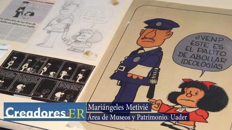 Mafalda en su Sopa: una muestra pensada desde los lectores