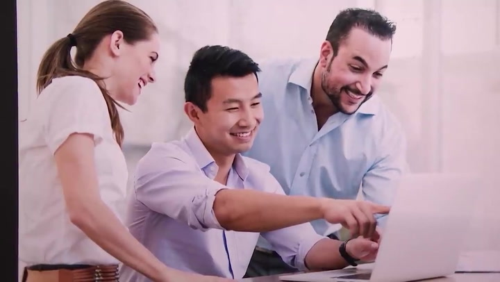 Simu Liu used to be a model for stock photos