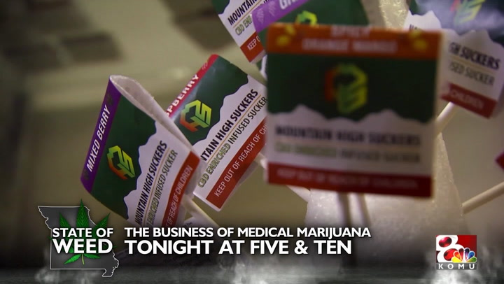 State of Weed: Business of Medical Marijuana