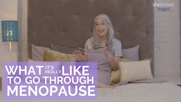Here's What It's Really Like to Go Through Menopause