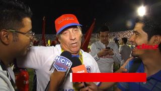 Pedro Troglio y el reto que se impone con Olimpia: 'No sirve de nada si no ganás el que viene