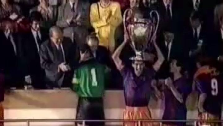 Guardiola ha ganado dos Champions en Wembley