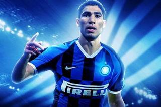Ya es oficial: Achraf Hakimi es nuevo jugador del Inter de Milán procedente del Real Madrid