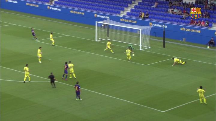 Resumen del Barça B – Orihuela