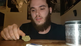 Canadian Cannabis Strain Review - Training Day
