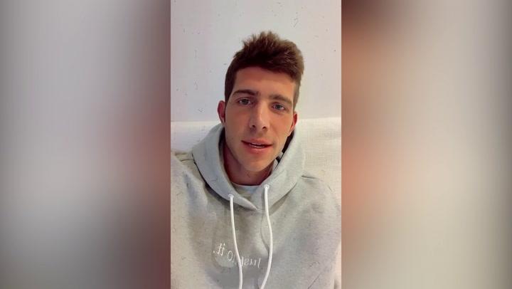 Sergi Roberto explica como se encuentra tras ser diagnosticado de Covid19