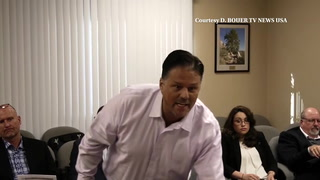 David Moore public comment at the Nevada Dental Board – VIDEO