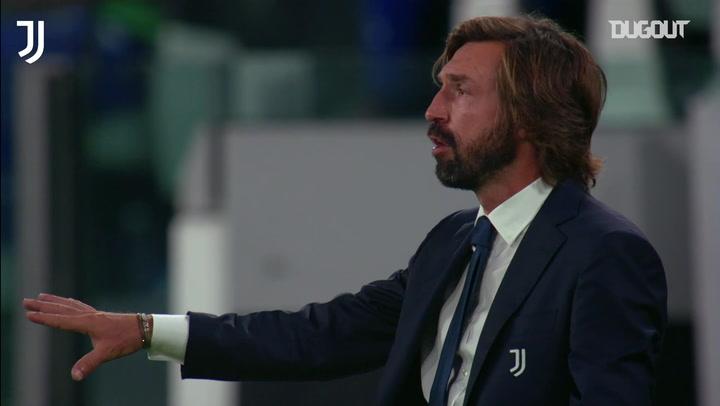 Những khoảnh khắc ấn tượng nhất của Andrea Pirlo tại Juventus