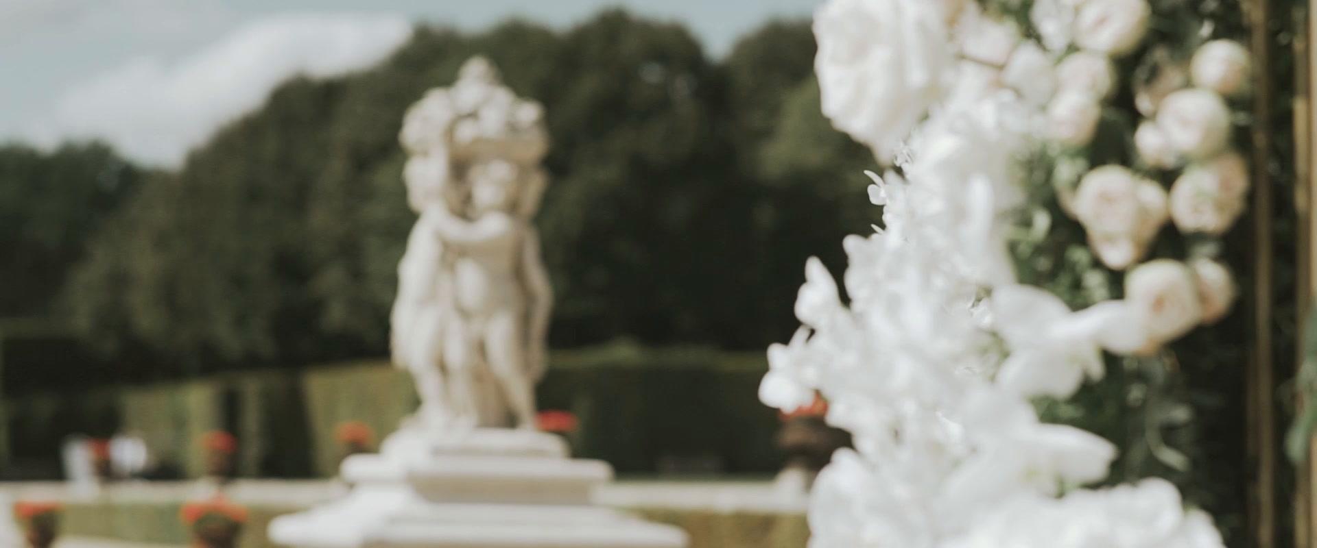 Jessica + Sidney | Paris, France | chateau vaux le vicomte