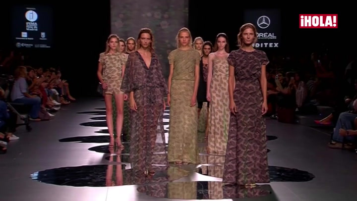 Fashion Week Madrid primavera-verano 2017: Ailanto