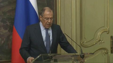 Rusia replica a sanciones de EEUU y expulsa diplomáticos
