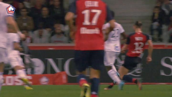 Lo mejor de Victor Osimhen con el Lille