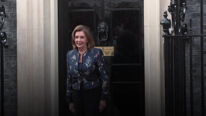 Pelosi says breakdown of NI Protocol would be 'problematic' for UK-US relations