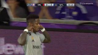 Romell Quioto regresa enchufado con el Montreal Impact con gol y asistencia incluida
