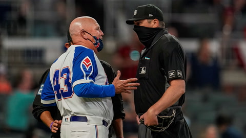 Terry Collins not happy with MLB's replay system