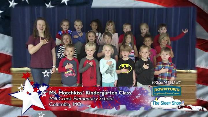 Mill Creek Elementary School - Ms. Hotchkiss - Kindergarten