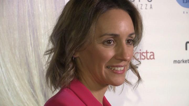 Beatriz Tajuelo, ex de Albert Rivera, se pronuncia sobre el embarazo de Malú