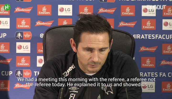 Lampard: VAR Needs To Be Worked On