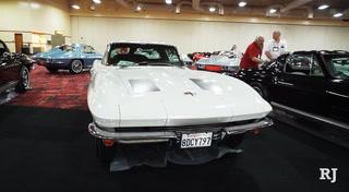 Restoring classic Corvettes to perfection