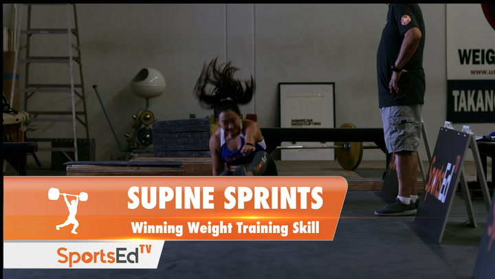 Supine Sprints