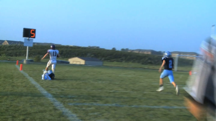 Friday Night Fever Week 1 Play of the Week Mason