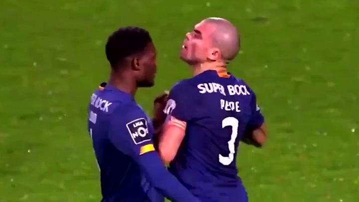 ¡Pepe y Loum llegan a las manos!