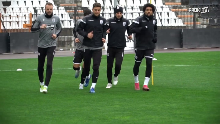 PAOK Ready to Kick Off the Greek Playoffs