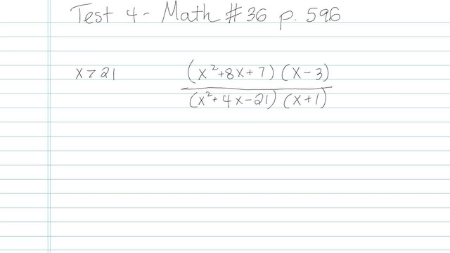Test 4 - Math - Question 36