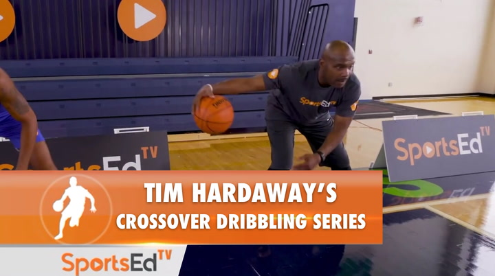 TIM HARDAWAY'S CROSSOVER DRIBBLING SERIES
