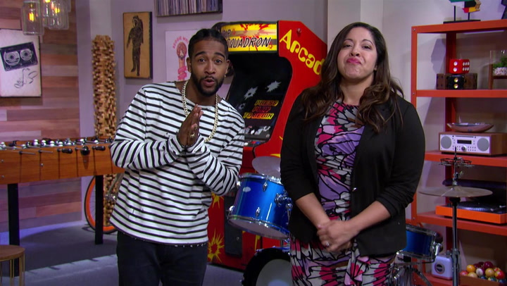 Omarion and Gina Brillon Name 2016's Highest Paid Male Actors: Trivial Takedown PreGame