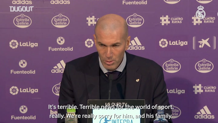 Zidane: 'It's three important points, but there is a long way to go in LaLiga'