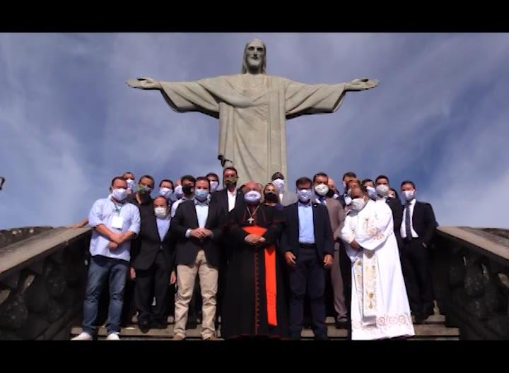 Brasil: El Cristo Redentor celebrará sus 90 años