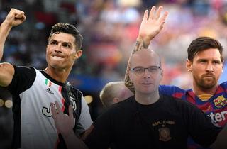 ¡Polémico! MisterChip sorprende y elige a los cinco mejores futbolistas de la historia