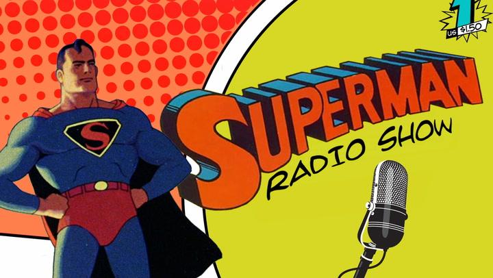 Watch The Superman Radio Show Episodes 1 - 4