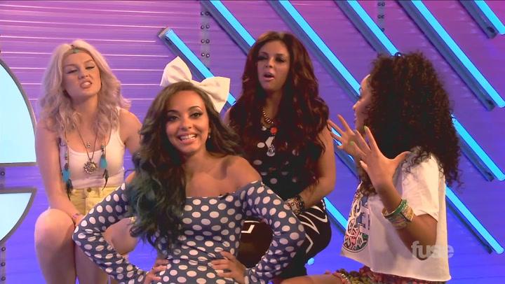 """Interviews: Little Mix """"Superlatives"""""""