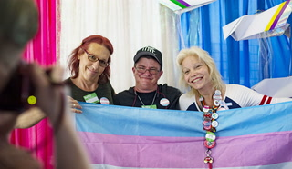 Trans Day of Visibility at The Center
