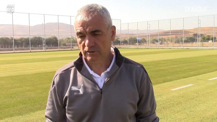 Rıza Çalımbay'ın Villarreal Maçı Öncesi Açıklamaları