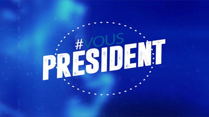 Replay Vous, president(e) ? - Jeudi 10 Juin 2021