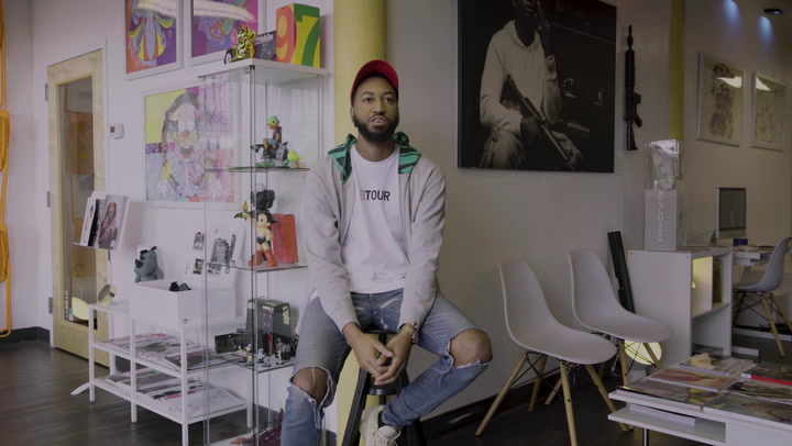 Cam Kirk Talks Photography, Trap Music & Atlanta