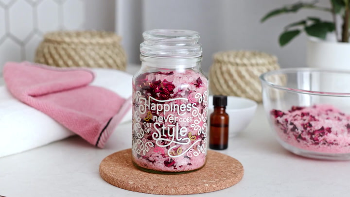 Easy Craft Projects You Can Do With A Coffee Jar Now To Love