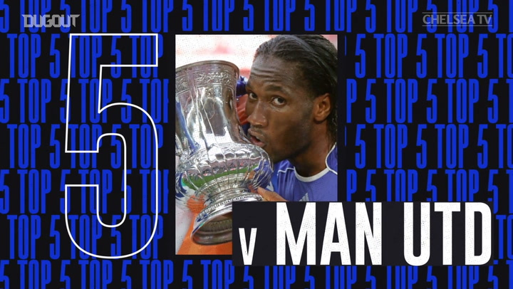 Didier Drogba's Top Five Chelsea Goals
