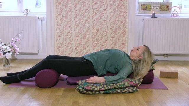 Yoga gegen Stress und Ängste 3