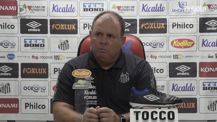 Marcelo Fernandes analisa estreia do Santos no Paulistão de 2021
