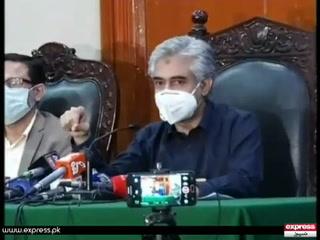 صورتحال زیادہ خراب ہوئی تو مکمل لاک ڈاؤن اور کرفیو کا آپشن موجود ہے، صوبائی وزیر
