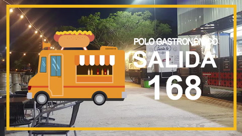 Salida 168, el nuevo espacio gastronómico que se luce en la ciudad