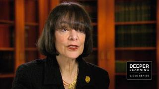 Carol Dweck on Performance Assessment
