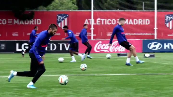 El Atlético inicia su escalada en Bilbao
