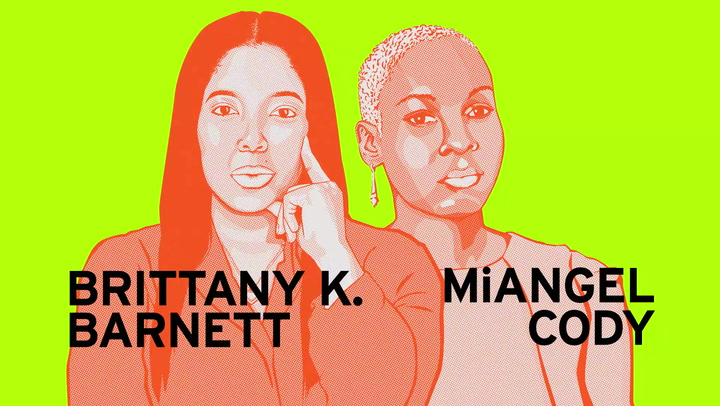 Future Black History Honors Brittany K. Barnett and Miangel Cody!