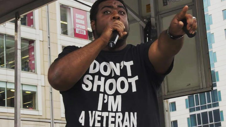 This Veteran Wants To Fight Mass Incarceration and PTSD With Weed Legalization