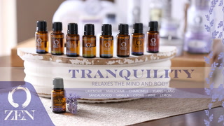 Tranquility Zen Essential Oils
